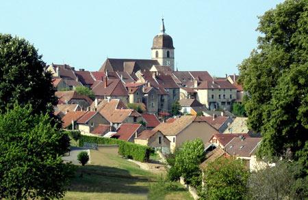 Villersexel Village