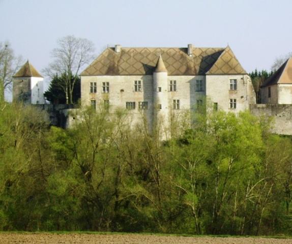 Château-de-La-Roche   -   Rigney