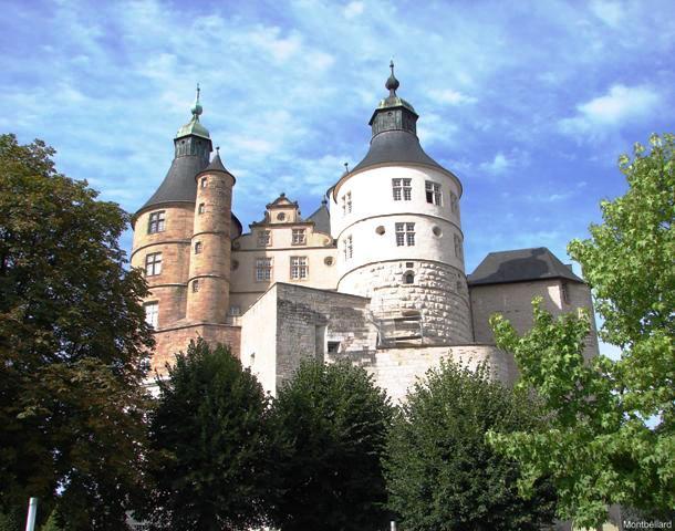 Château de Montbeliard
