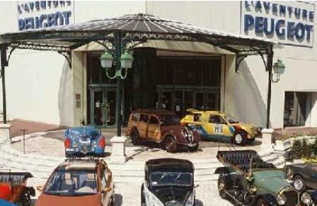 Musée Peugeot   -   Sochaux