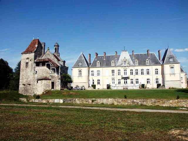 Château de Saint-Loup-Nantouard