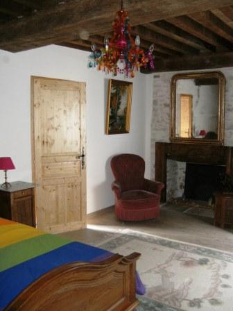 Chambre mauve nos chambres manoir saint pierre - Chambre mauve noir ...